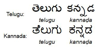 Checking essay writing in kannada language